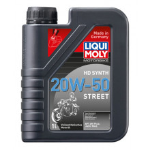 Motorbike HD Synth 20W-50 Street